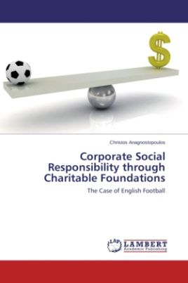 Corporate Social Responsibility through Charitable Foundations