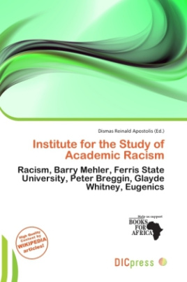 Institute for the Study of Academic Racism