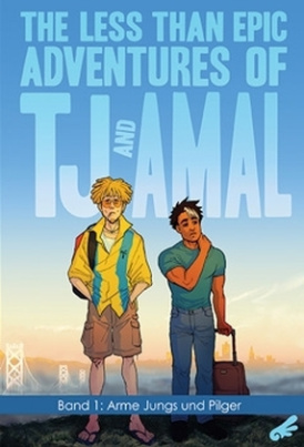 The less than epic adventures of TJ and Amal - Arme Jungs und Pilger
