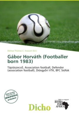 Gábor Horváth (Footballer born 1983)