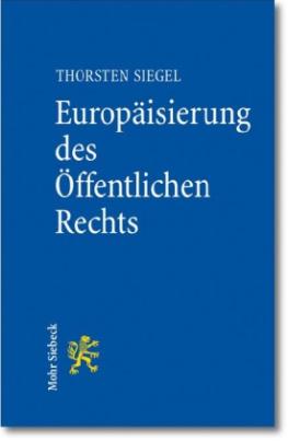 Europäisierung des Öffentlichen Rechts