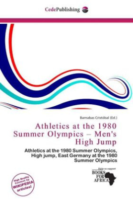Athletics at the 1980 Summer Olympics - Men's High Jump