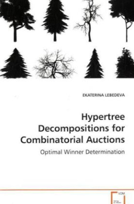Hypertree Decompositions for Combinatorial Auctions