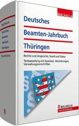 Deutsches Beamten-Jahrbuch Thüringen