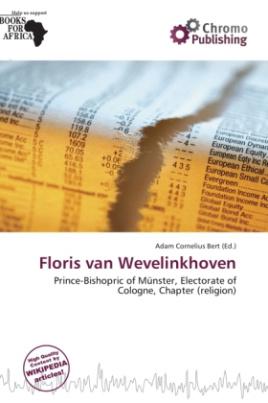 Floris van Wevelinkhoven