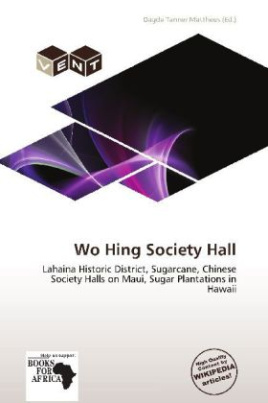 Wo Hing Society Hall