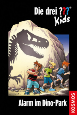 Die drei Fragezeichen-Kids - Alarm im Dino-Park