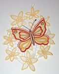 Plauener Spitze Schmetterling