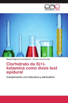 Clorhidrato de S(+)-ketamina como dosis test epidural