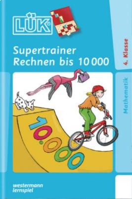 Supertrainer Rechnen bis 10.000