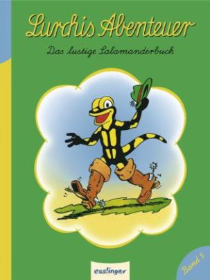 Lurchis Abenteuer. Bd.5