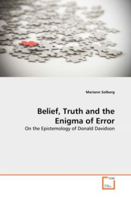 Belief, Truth and the Enigma of Error