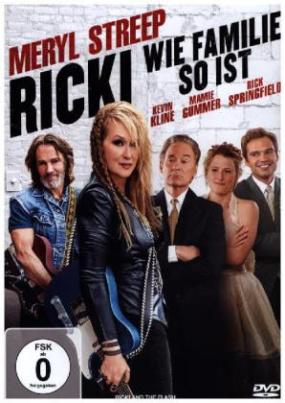 Ricki - Wie Familie so ist, 1 DVD
