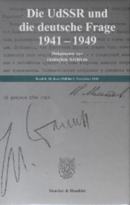 18. Juni 1948 bis 5. November 1949