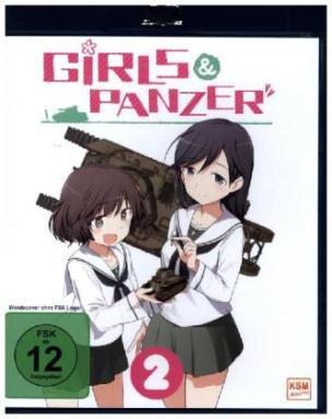 Girls und Panzer, 1 Blu-ray