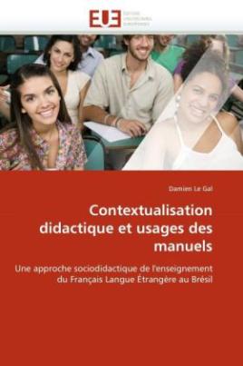 Contextualisation didactique et usages des manuels