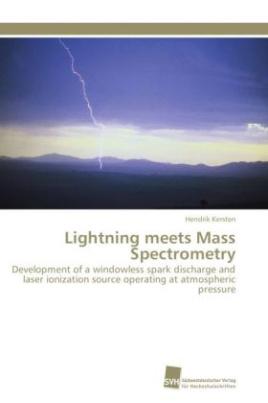 Lightning meets Mass Spectrometry