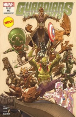 Guardians of Infinity. Bd.2