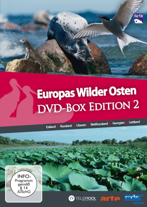 Europas Wilder Osten DVD-Box Edition 2