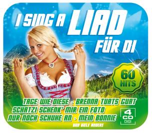 I sing a Liad für di (4 CDs)